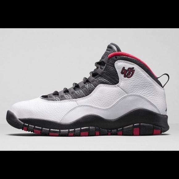 best service 381aa 3cc93 Nike Air Jordan 10 Retro Double Nickel